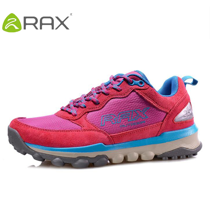 Rax Women Hiking Shoes Outdoor Hiking Camping Shoes Breathable Climbing Sneakers For Women Lady Brand Professional Hiking Shoes