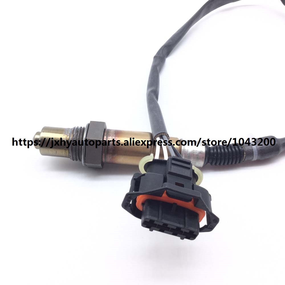 0258010065 NEW FOR VAUXHALL OPEL ASTRA GTC J MK6 VI CORSA D 1 2 1 4 1 6 1 8 LAMBDA OXYGEN O2 SENSOR 5855391 55568266 55562206 in Exhaust Gas Oxygen Sensor from Automobiles Motorcycles