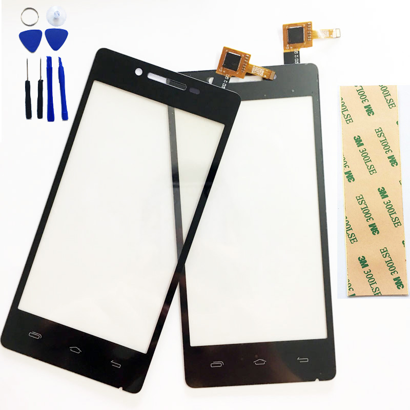 4.5 Inch Touch Panel For Prestigio MultiPhone PAP5450 PAP 5450 DUO Touch Screen Digitizer Front Glass Len Replacement