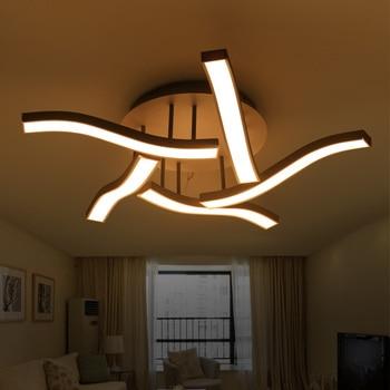 Modern led ceiling lights lamp for living room bedroom study room indoor decoration ceiling lamp lighting light fixtures