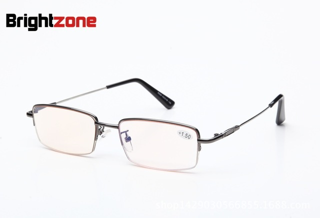29d7a9f1e1 High Archives Memory Half Frame Defence Computer Blue Light Presbyopic  Glasses Eye Defence Fatigue Glasses