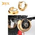 DJX латунный баланс веса для 1/10 Rc Гусеничный Traxxas TRX4