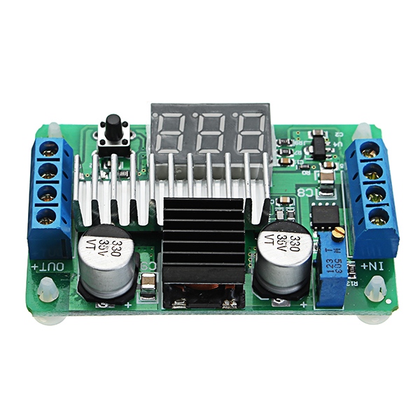 DC-DC 3.5-30V 6A 100W Adjustable High Power Boost Power Module Step Up Board Converter