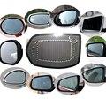Carro-styling Espelho De Vidro Aquecida Pad Mat Defoggers Remover o Gelo Se Encaixam A Maioria Dos DC 12 V Veículo Carro para ford volkswagen mercedes toyota