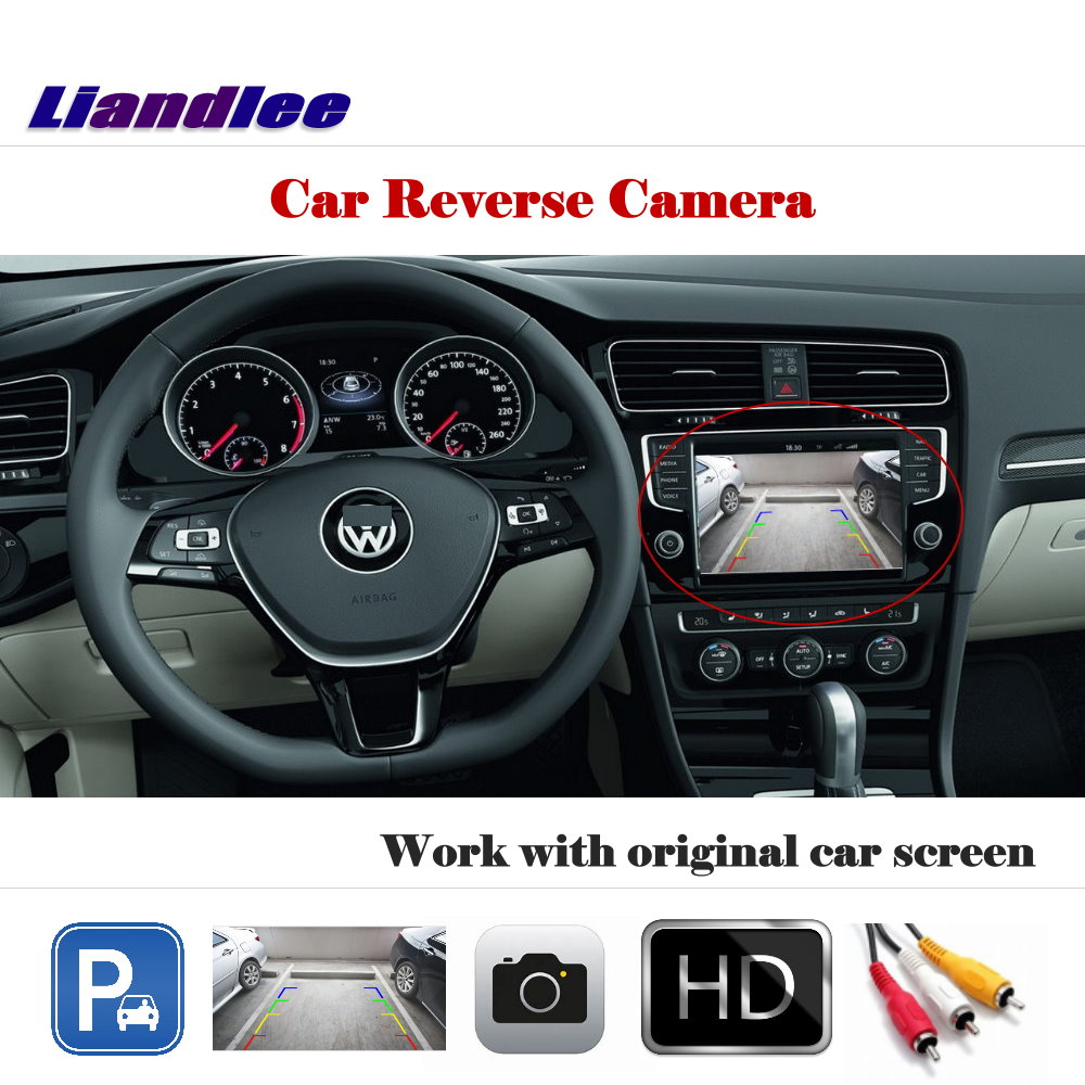 HOT SALE] Liandlee Car Reverse Rearview Camera For