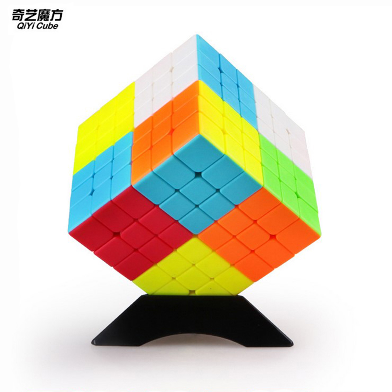 Newest Qiyi Qifan S 6x6 Magic Cube For Adult Children Present Gift 2019 New Competition Speed Puzzle Cubes Beginner Cubo Magico