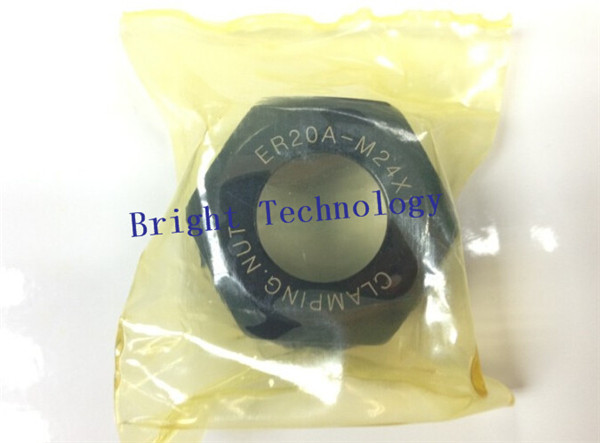 Free shipping, 1 pcs high quality er20A nut for er20 collet clamping, er20 nut A type for cnc spindle