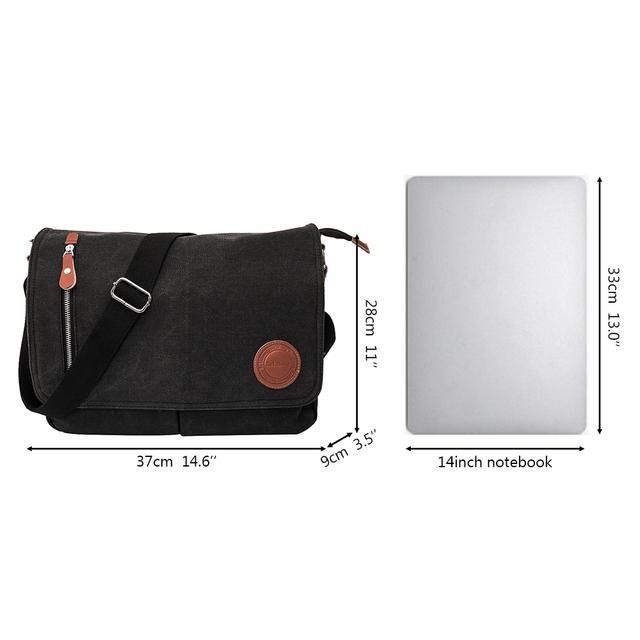 Men Messenger Shoulder for man bolsa handbags 2018 Canvas Leather Crossbody Bags quality luxury designer big brand masculina
