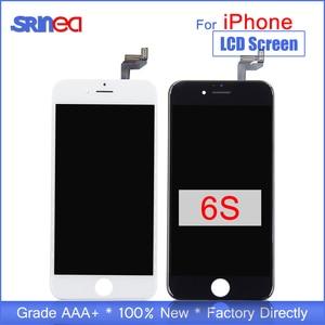 """Image 1 - ЖК дисплей для Iphone 6s сменный оригинальный ЖКД экран и дигитайзер сборка Iphone 6s 6s 3d сенсорный 4,7 """"ЖК дисплей s тест"""