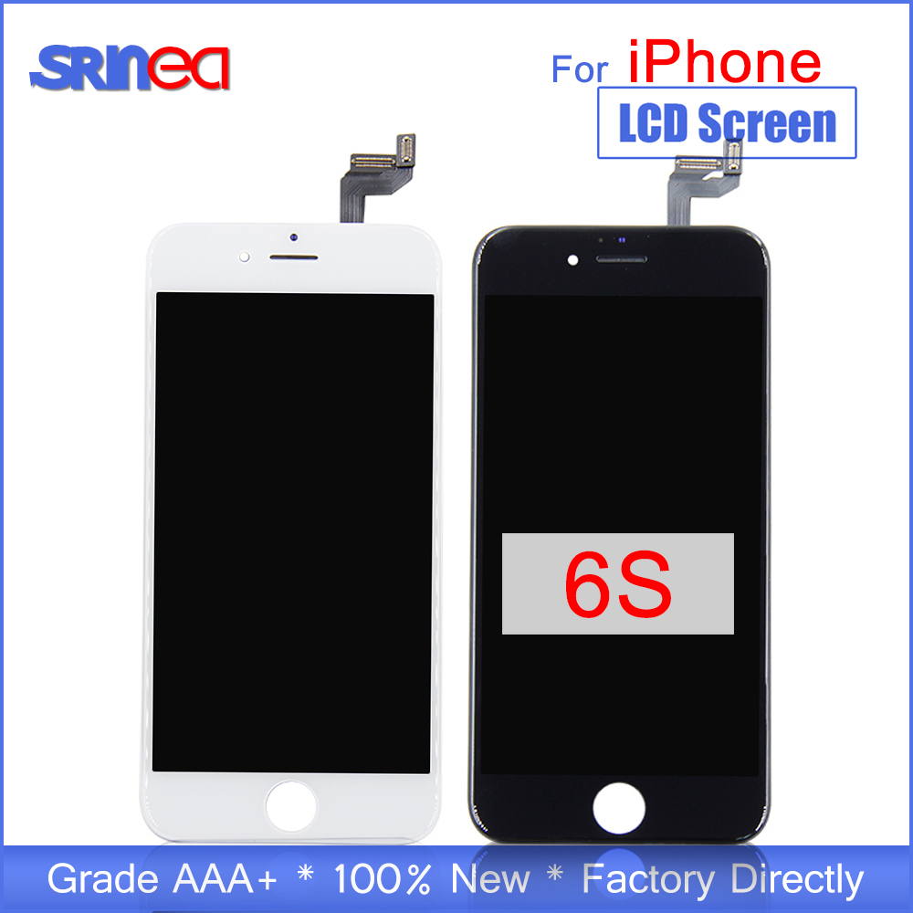 "LCD Display for iPhone 6 S Screen Replacement Original LCD Screen And Digitizer Assembly Iphone6s 6s 3d Touch 4.7"" Lcds Test-in Mobile Phone LCD Screens from Cellphones & Telecommunications"