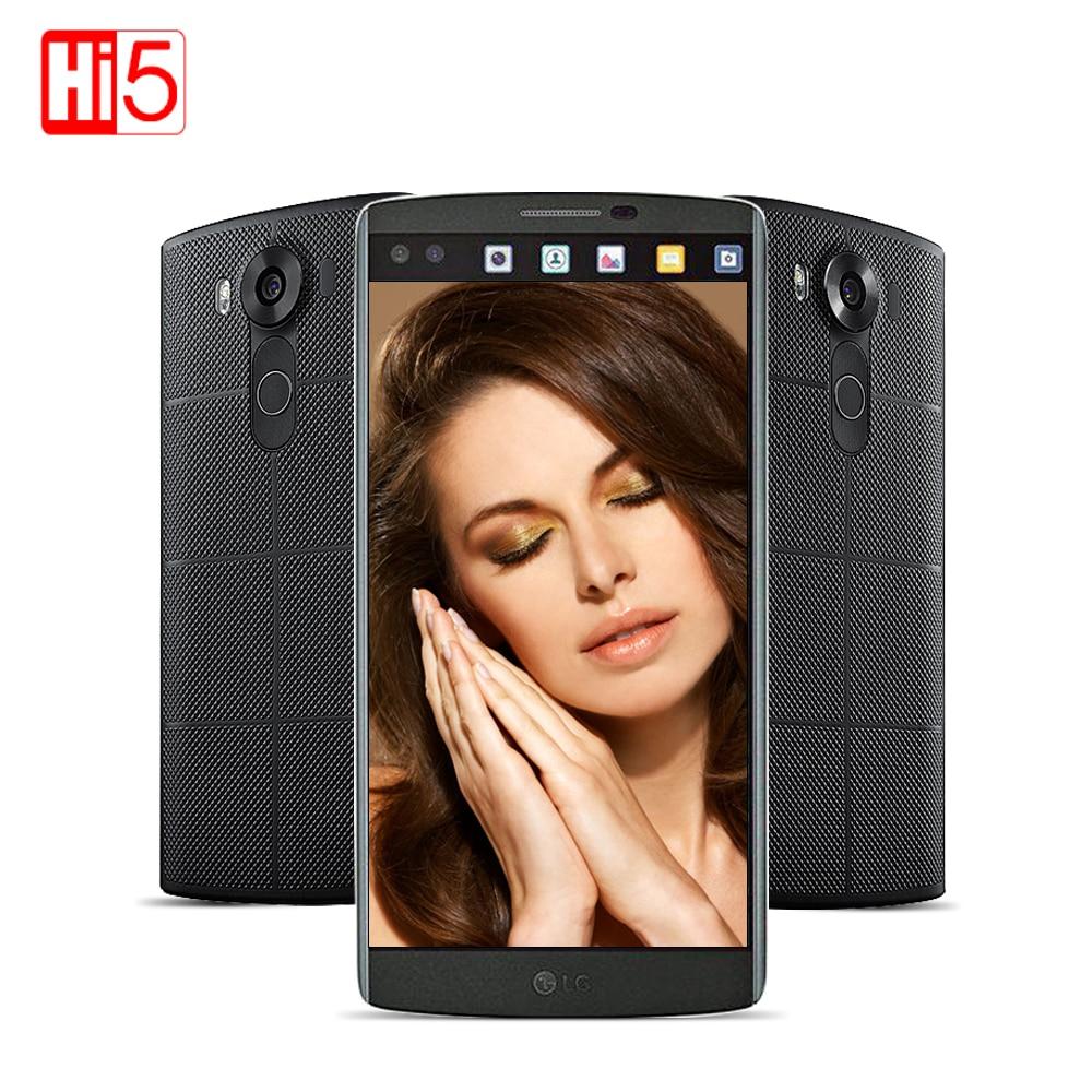 Unlocked LG V10 4GB RAM 64GB ROM 5.7'' Octa Core Android 5.1