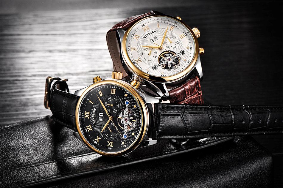 HTB1Rny5QVXXXXXeXXXXq6xXFXXXC - BINSSAW Fashion Luxury Watch for Men