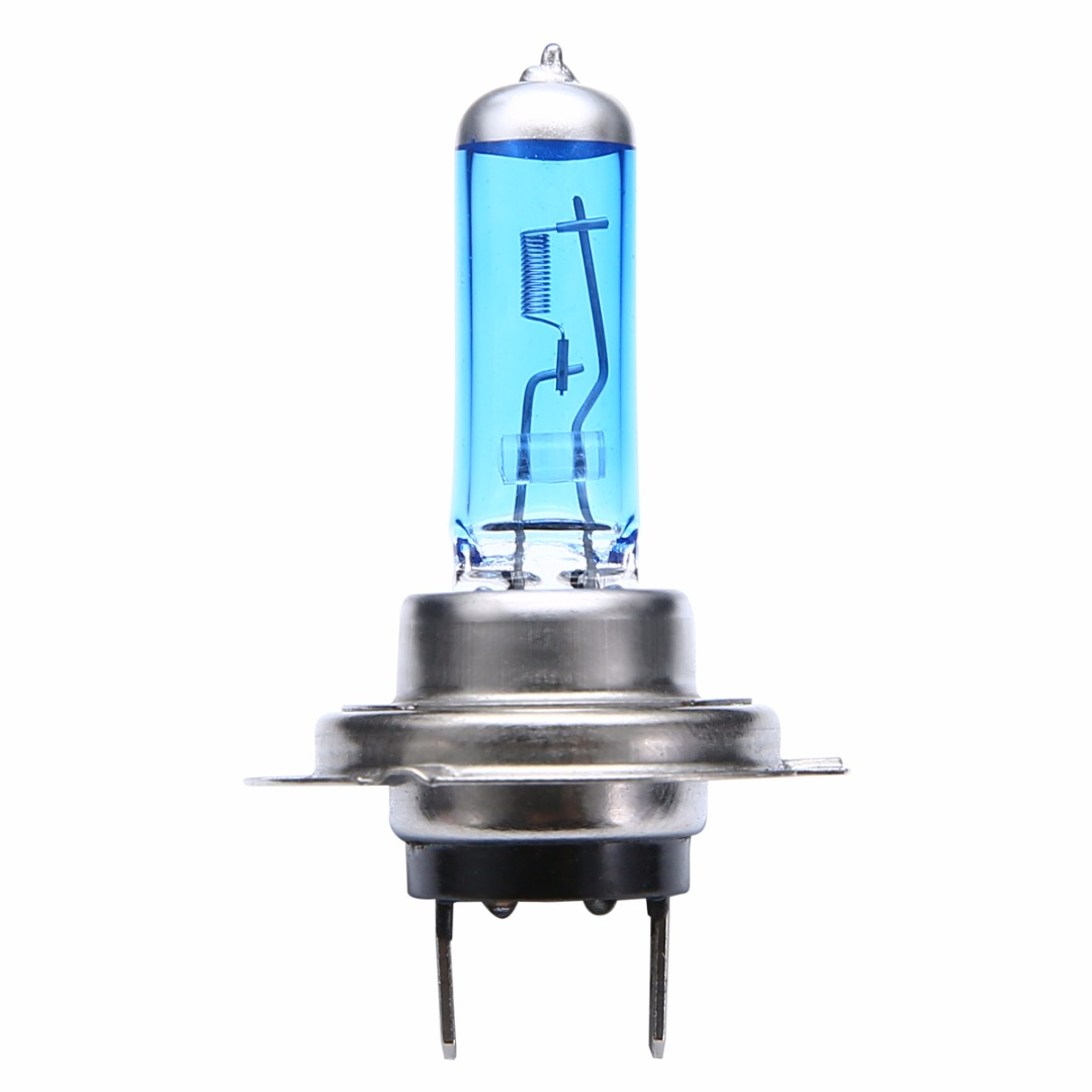 29AC Car Light Bulb Halogen Lamp H7 2Pcs Fog 12V Lights