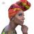 Multi-cor de Impressão Africano Ancara Cabeça envoltório Cachecol Gravata de Alta Qualidade Acessórios Para o Cabelo Headwear Gele Ipele Africano Bazin Rico WYS15