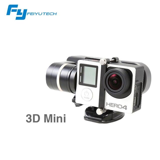 FeiyuTech FY-WG 2 axis wearable  mini gimbal for gopro 3+ / 4 camera