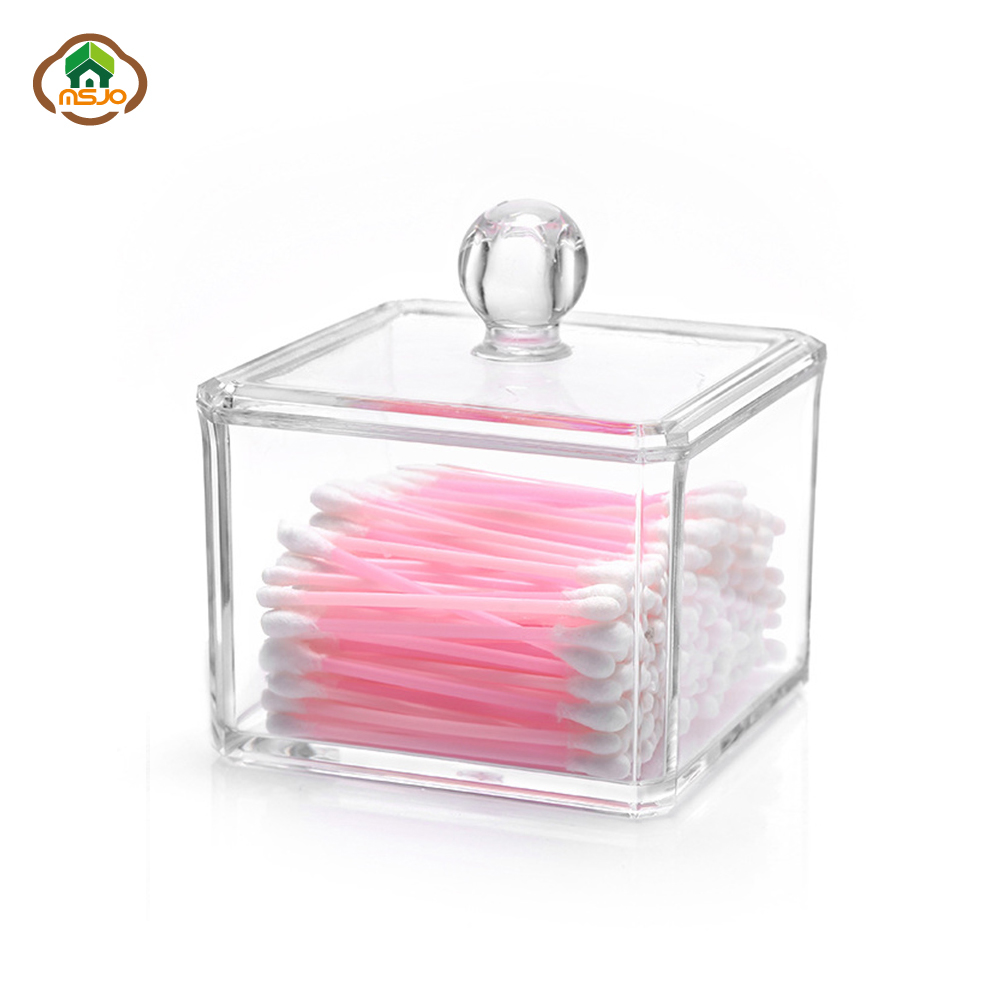 Boxes, Tier, Acrylic, Container, Cosmetic, Organizer