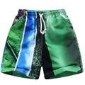 beach shorts board shorts for boy  Polyester 100% 100 cm to 150 cm BSG24