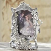 Photo Frame Fashion 6 Decoration Romantic Fashion Retro Antique Finishing Resin Swing Sets Picture Frame