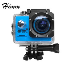 J550R Action Camera NTK96655 Wifi 2 inch1080p FULL Hd Dv Novatek 96655 recorder marine diving 30M waterproof sports Camera