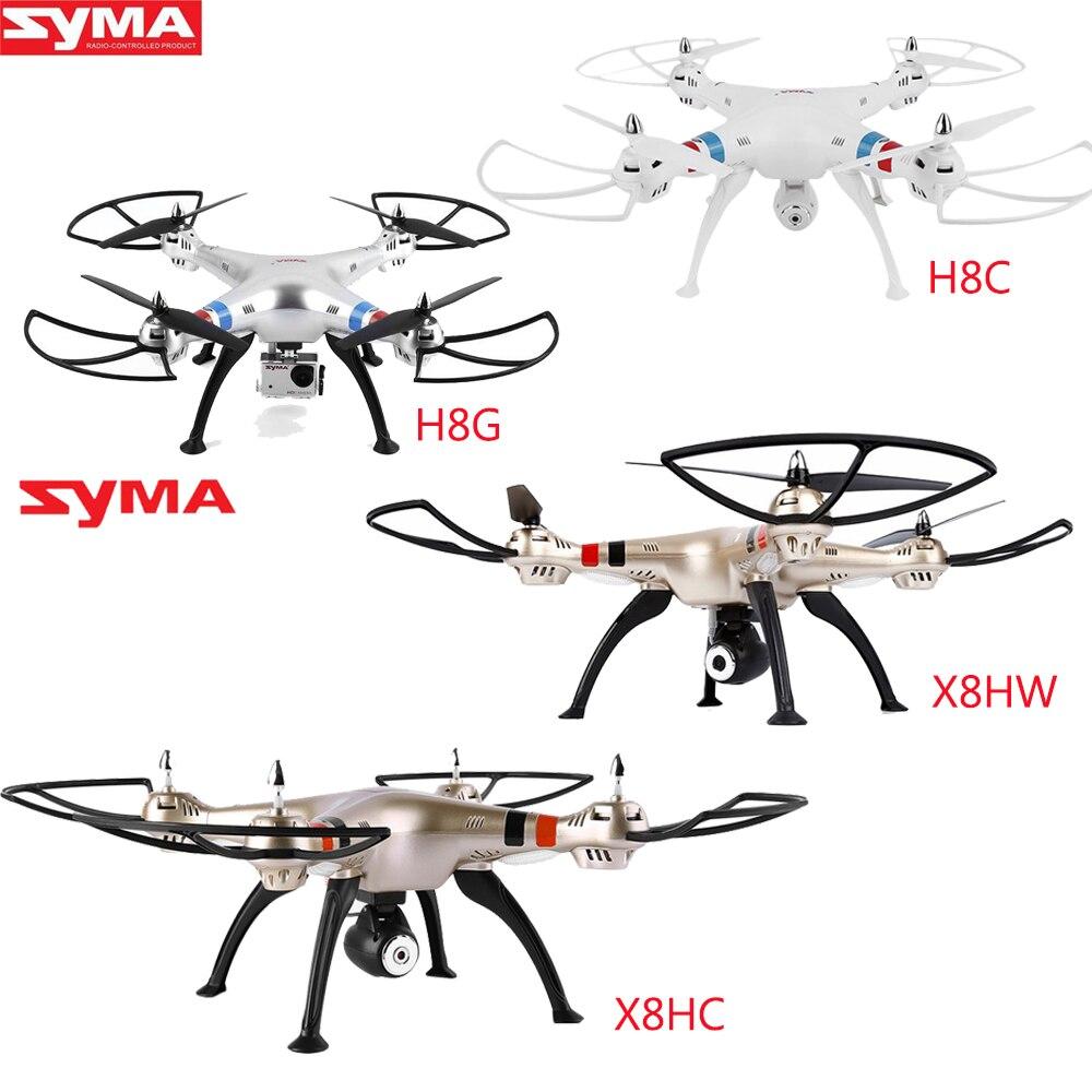 Oyuncaklar ve Hobi Ürünleri'ten RC Helikopterler'de SYMA X8G X8C X8HC X8HW 2.4 GHz 4CH Frekans 0.3MP 2MP 8MP HD Kamera rc dört pervaneli helikopter Helikopter Profesyonel Drone Ile led ışık'da  Grup 1