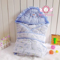 Newborn Baby sleeping bags as envelope for baby cocoon wrap sleepsacks, saco de dormir para used as a blanket & swaddling