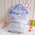 Recém-nascido cocoon wrap de dormir como envelope para sleepsacks, Saco de dormir para usado como um cobertor e panos
