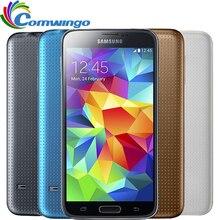 Original Unlocked Samsung Galaxy S5 i9600 LTE WCDMA 2GB RAM 16GB ROM G900F 16MP Camera Quad Core 5.1″ Inch Cell Phone in stock