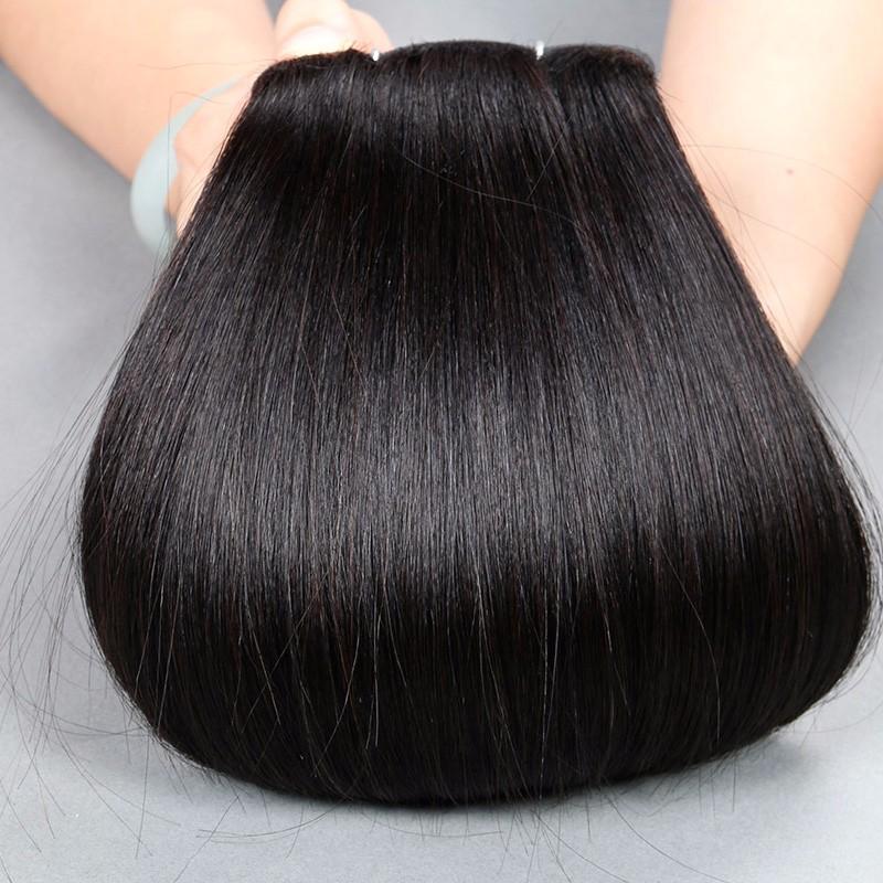 Sleek Straight Peruvian Virgin Hair 3 Bundles Peruvian Straight Hair Peruvian Straight Virgin Hair Virgin Peruvian Hair Bundles (5)