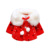 Meninas bonitos do bebê casaco lovely plush macio manto sobretudo quente para 9-24 M meninas recém-nascidas infantil outerwear do Inverno princesa casaco quente