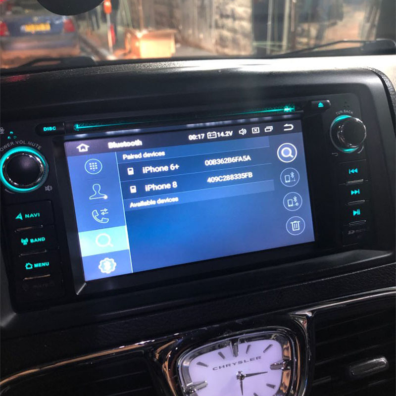8 Core px5 Android 9.0 Car DVD Radio GPS Stereo For Jeep Liberty Wrangler Compass Commander Grand Cherokee Dodge Caliber Journey