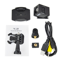 Hawkeye Firefly Micro Action Camera HD 1080P 160 Degree for Racing Drone