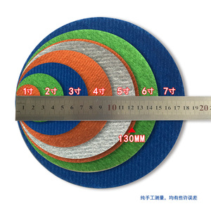 Image 3 - 20PCS 5 Inch(125mm) Silicon Carbide Hook&Loop Waterproof Sanding Discs for Wet/Dry Round Abrasive Sandpaper