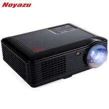 Noyazu Original de Cine En Casa 3500 Lúmenes 800*480 Píxeles 100 W de Potencia Digital LCD Proyector Multimedia Portátil/Proyector