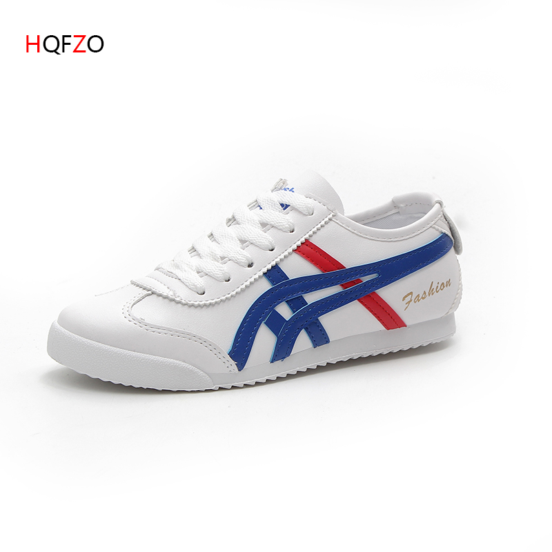 HQFZO Hot Women Platform Sneakers Grils Flat Breathable Casual Shoes Women Shoes Tenis Feminino Female Shoes Zapatos Mujer
