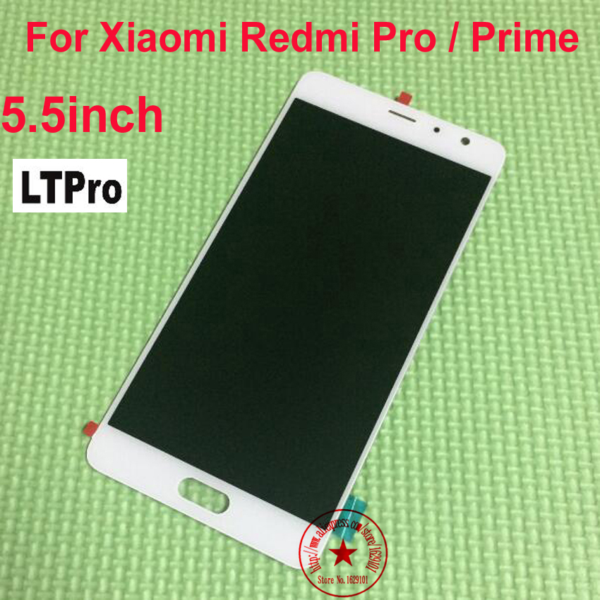 LTPro High quality Guarantee for hongmi Pro lcd display touch screen digitizer assembly for Xiaomi Redmi Pro / Prime phone partsLTPro High quality Guarantee for hongmi Pro lcd display touch screen digitizer assembly for Xiaomi Redmi Pro / Prime phone parts