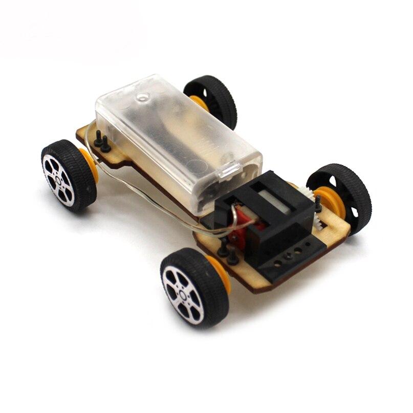 Smart Robot Tank Car Toys Kits for Children Scientific DIY