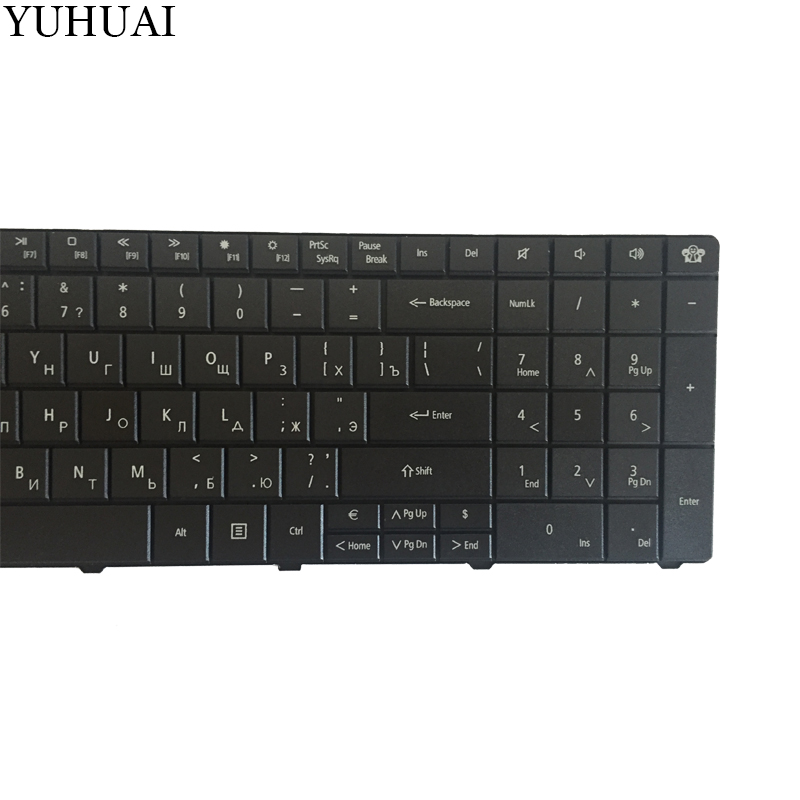Image 4 - Russian Keyboard For Packard Bell EasyNote TE11 TE11HR TE11 BZ TE11 HC TE11HC NE56R10u NE56R11u NE56R12u RU Laptop Keyboard-in Replacement Keyboards from Computer & Office on