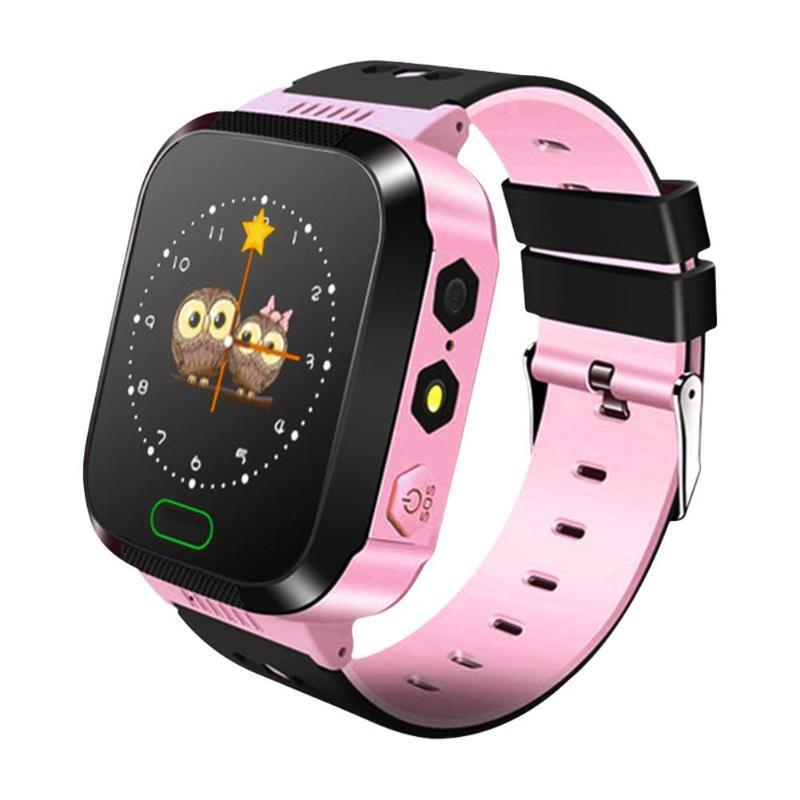 Q528 Kinder Smart Uhr Touchscreen LBS Tracker Chlidren Anti-verloren Smartwatch mit Kamera für IOS Android Handy Smart armbanduhr