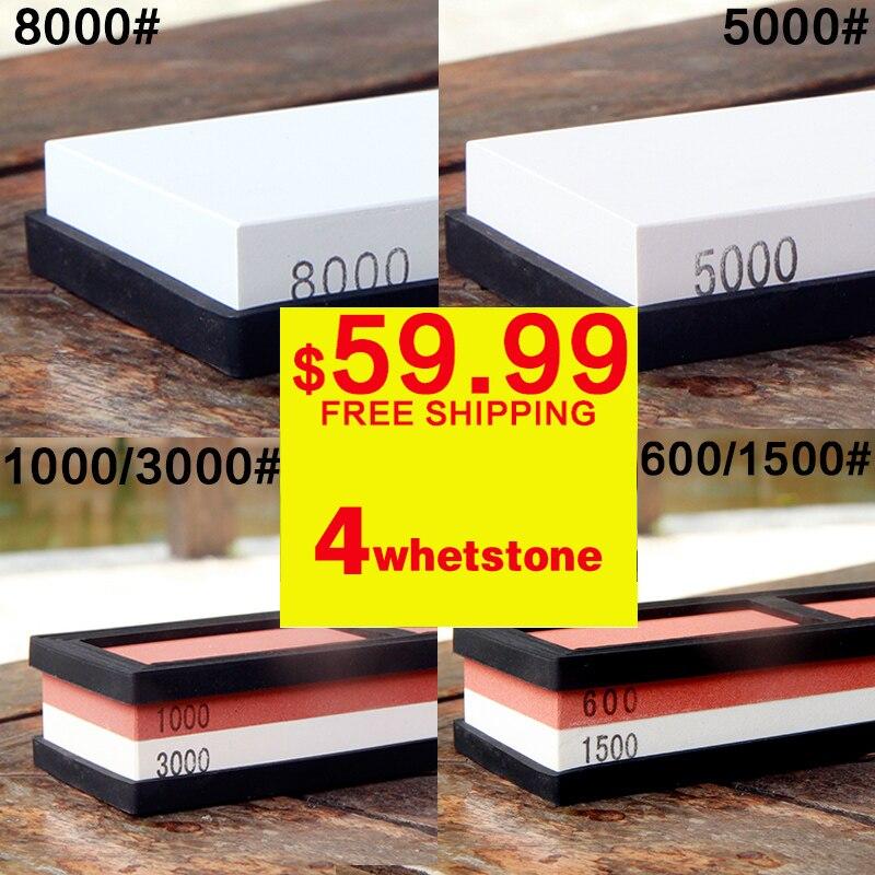 whetstone 1000 3000 5000 8000 profesionální kuchyňský nůž ostřící systém ostření kámen pro nůž vodní kámen olejstone nástroj