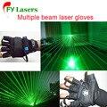 Горячие продать Партию Лазерные Перчатки Зеленый лазер Перчатки Сценическое Шоу LED Танец DJ Club