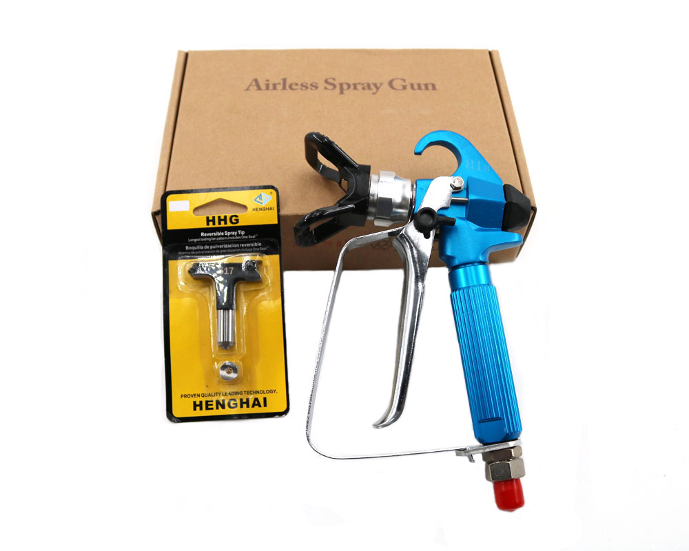 2019 New New High Quality Airless Spray Gun For Graco TItan Wagner Paint Sprayers With 517 Spray Tip Best Promotion
