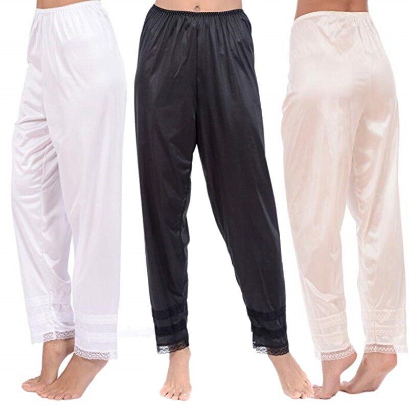 Womens Liner Ladies Girl Pyjama Bottoms Lounge Pants Nightwear Trousers