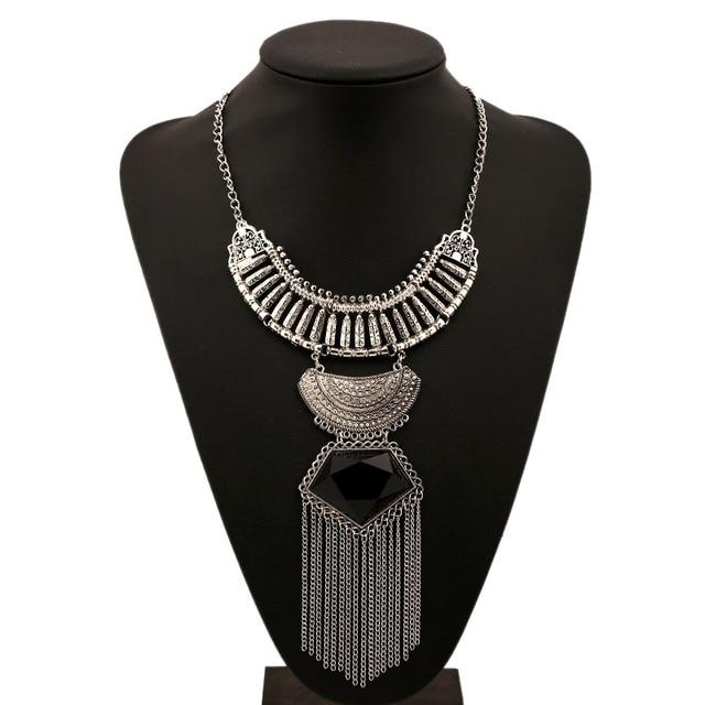 Kuniu 2017 vintage necklace femme jewelry pirates of the caribbean kuniu 2017 vintage necklace femme jewelry pirates of the caribbean aztec pendant exaggerated jewelry mozeypictures Images