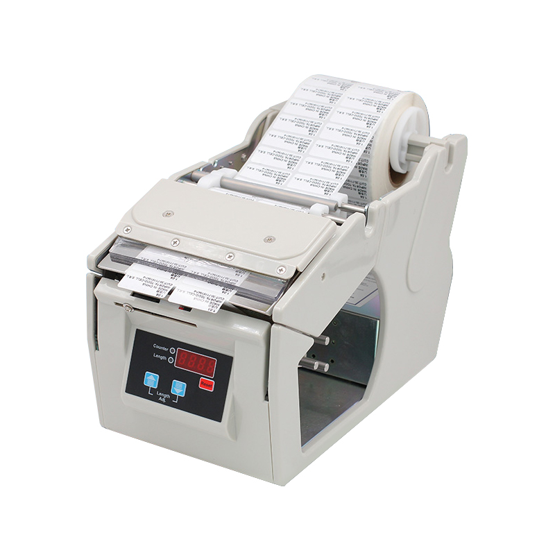 Rótulo automático dispenser máquina de descascar máquina rótulo