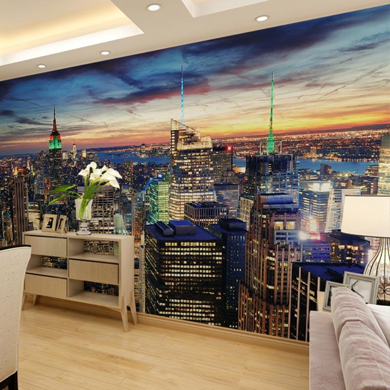 Home Office Decor Behang Wall Murals Living Room Papier Peint