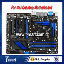 100% working desktop motherboard for msi Z97 U3 PLUS LGA1150 DDR3 system board fully tested