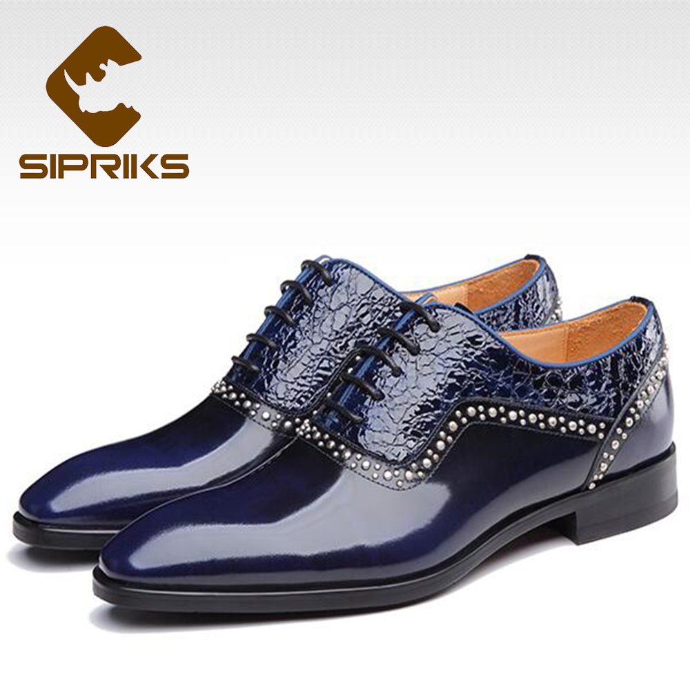 Size  Oxford Shoes For Mens