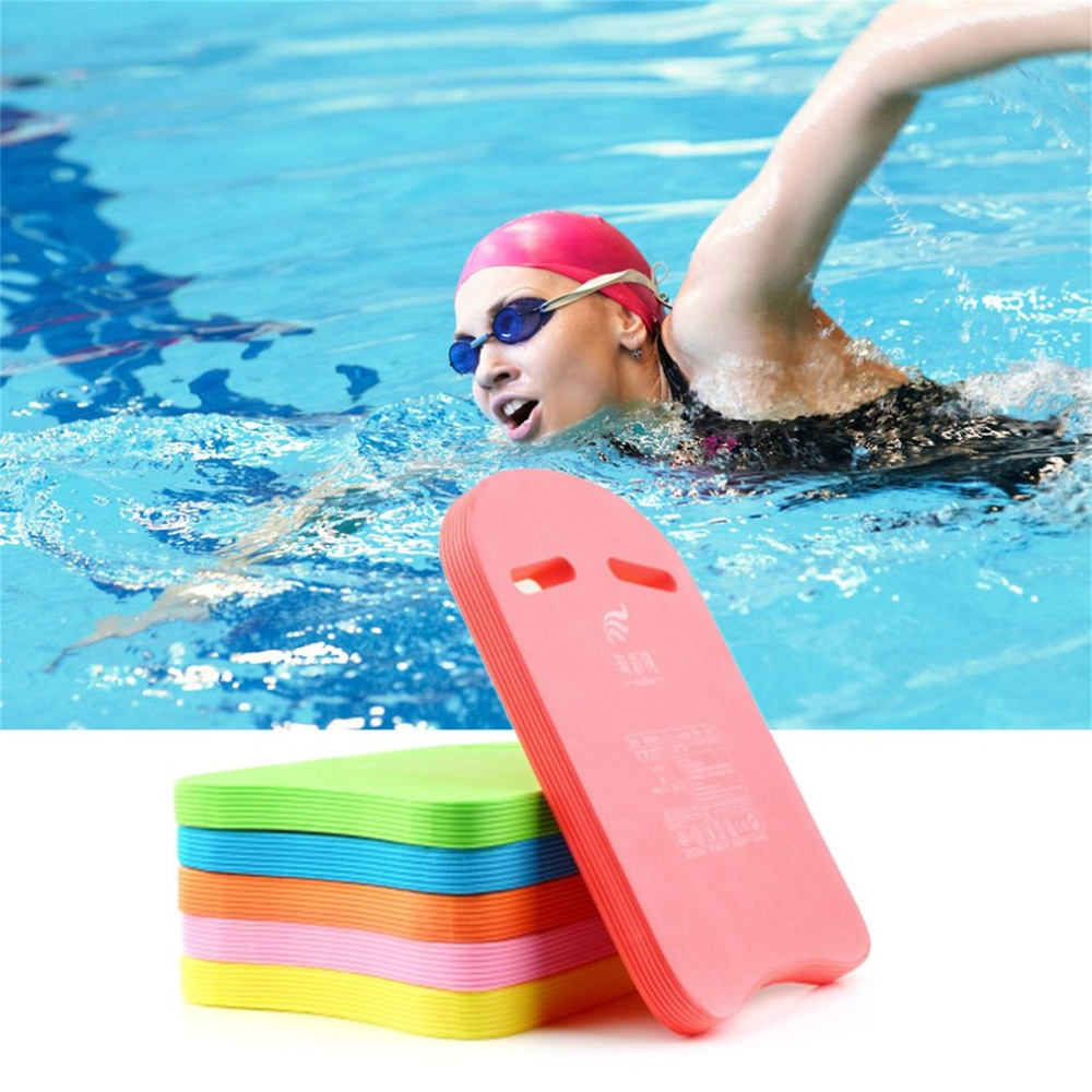 1pc Summer Swimming Kickboard flutterboard Plate Surf Water Child Kids Adults Safe Pool Training Aid Float Hand Board Tool Foam