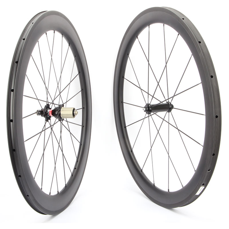 Aero Spoke Wheel 38mm/50mm Clincher Oem Full Carbon Material Chinese Carbon Bicycle Wheelset R36 Hub Ceramic Bearing Road Bike