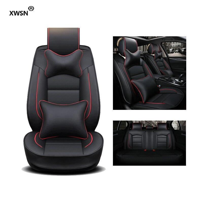 Universal car seat cover for skoda octavia a5 kodiaq superb fabia 3 karoq seat ibiza alhambra leon fr ateca altea leon 2 toledo
